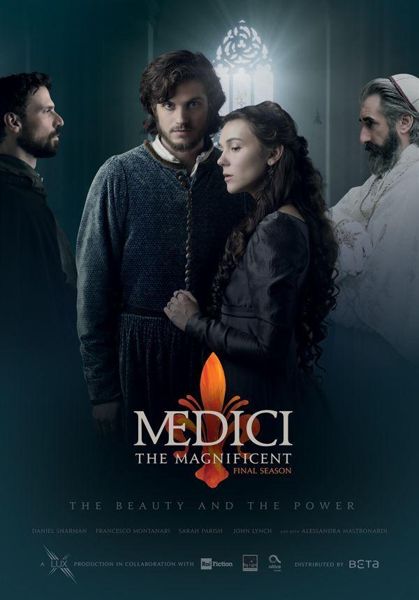 Medici 3 - International Key Art
